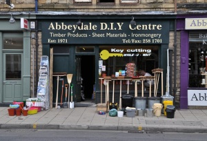 Abbeydale DIY Centre Sheffield S7