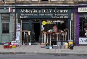 Abbeydale DIY Centre Sheffield S7