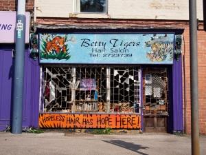Betty Tigers.  Sheffield S6