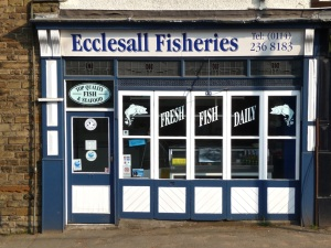 Ecclesall Fisheries.  Sheffield S11