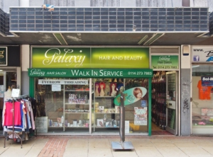 Galaxy Hair And Beauty.  Sheffield S1