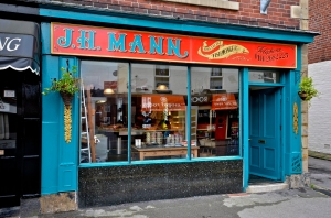 J H Mann August 2012.  Sheffield S11