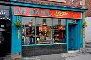 J H Mann August 2012.  Sheffield S11