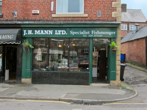 J H Mann.  Sheffield S11
