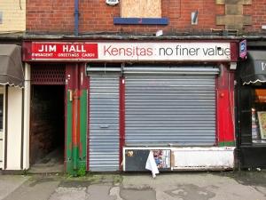 Jim Hall.  Sheffield S11
