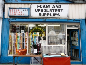 Local Trading Co Foam and Upholstery Supplies, Sheffield S2