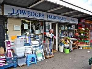 Lowedges Hardware.  Sheffield S8