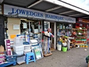 Lowedges Hardware.  Sheffield S8