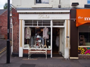 Lucido Boutique.  Sheffield S11