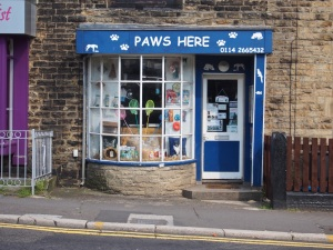 Paws Here.  Sheffield S10