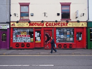 Record Collector.  Sheffield S10
