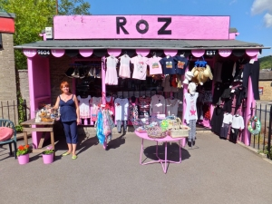Roz.  Woodseats, Sheffield S8