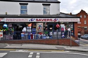 Savers.  Sheffield  S5