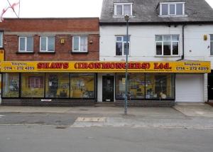 Shaws (Ironmongers) Ltd.  Sheffield S2