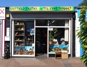 Sheffield Exotics.  Sheffield S9