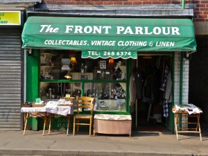 The Front Parlour.  Sheffield S11