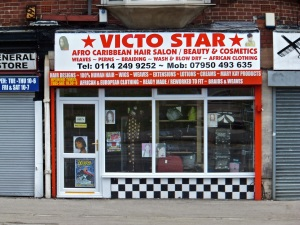 Victo Star.  Sheffield S6
