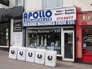 Apollo Appliances Ltd.  Sheffield S8