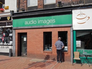 Audio Images.  Sheffield S1