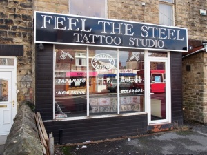 Feel The Steel.  Sheffield S12