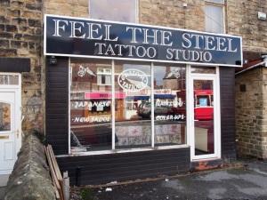 Feel The Steel.  Sheffield S12