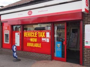 Intake Post Office Sheffield S12