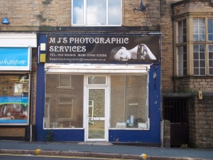 M J's Photographic Services, Sheffield S6