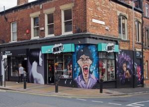 Mint.  Sheffield S1