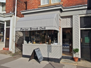 Porter Brook Deli.  Sheffield S11