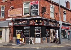 Roneys.  Sheffield S11