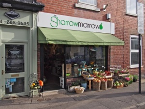 Sharrow Marrow Sheffield S11