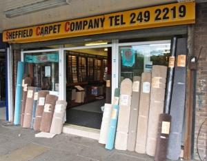 Sheffield Carpet Company, Sheffield S2 2BS