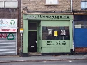Steves Hairdressing Sheffield S6