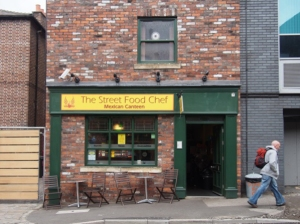 Street Food Chef Sheffield S1