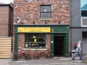 Street Food Chef Sheffield S1