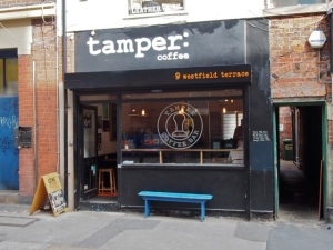 Tamper Coffee, Sheffield S1