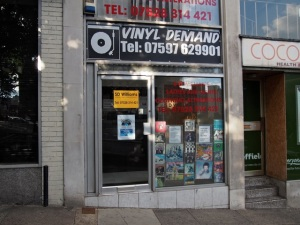Vinyl Demand.  Sheffield S1
