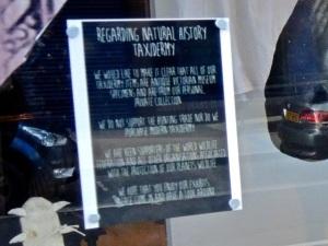 Vulgar Notice