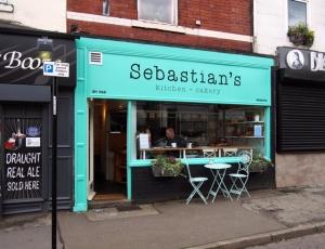 Sebastian's.  Sheffield S11