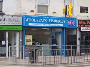 Woodseats Fisheries, Sheffield S8