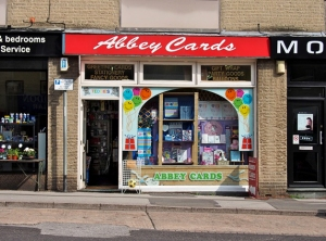 Abbey Cards
