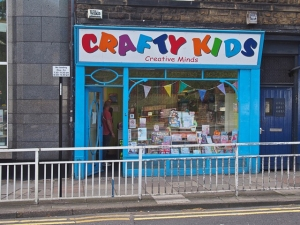 Crafty Kids.  Sheffield S11