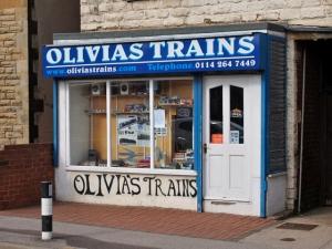 1. Olivias Trains - Intake