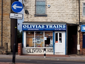 2. Olivias Trains - Intake