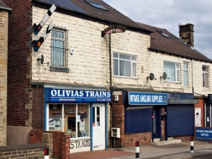 3. Olivias Trains - Intake