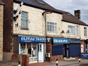 3. Olivias Trains - Intake