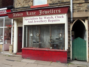 Abbey Lane Jewellers Sheffield