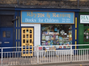 Rhyme & Reason, Sheffield