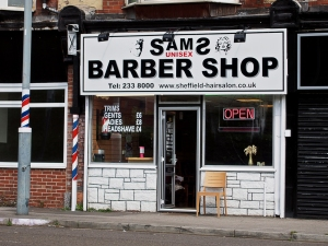 Sams Barber Shop