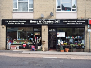 Home and Garden DIY 2013